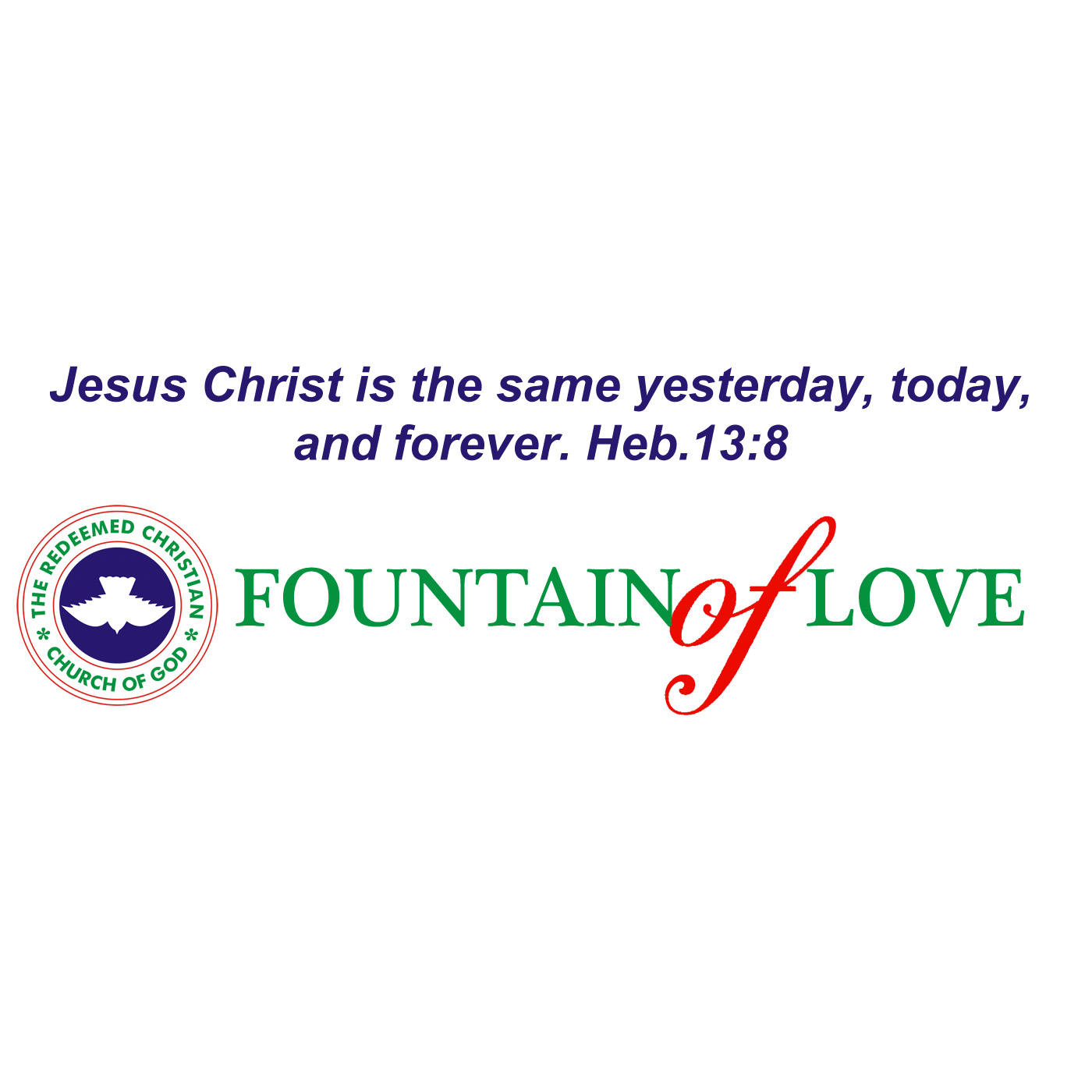 Fountain of Love, RCCG Aberdeen